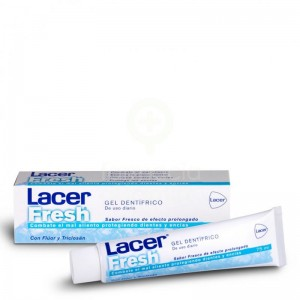 Lacer Fresh gel dentífrico