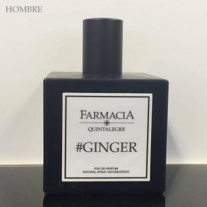 Quintalegre Ginger Eau de Parfum