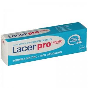 LacerPro Forte Crema Adhesiva