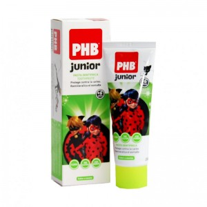 PHB Junior Pasta Dental Menta