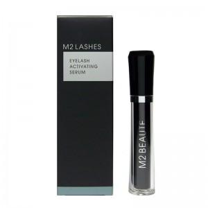 M2 Beauté Eyelash Activating Serum 4 ml + regalo Oil Free Make-Up