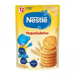 Nestlé PequeGalletas para niños de 1 año