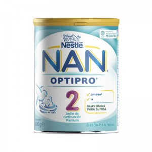 Nestlé NAN Optipro 2 Leche de continuación en polvo