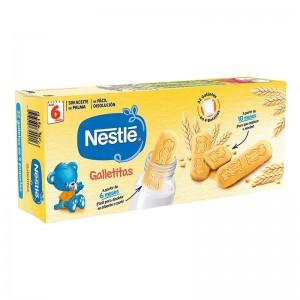 Nestlé Galletitas sin aceite de palma para bebés