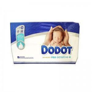 Dodot Pañal Pro Sensitive +