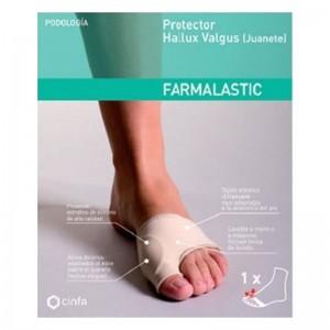 Farmalastic Protector Hallux Valgus (Juanete)