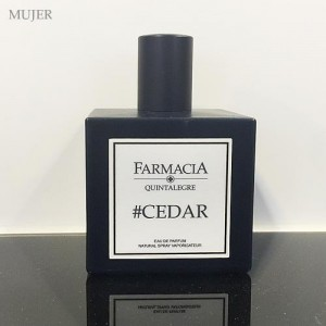 Quintalegre Cedar Eau de Parfum