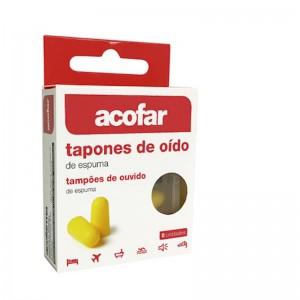 Tapones de Oído Espuma