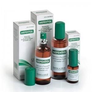 Mepentol Solución Tópica