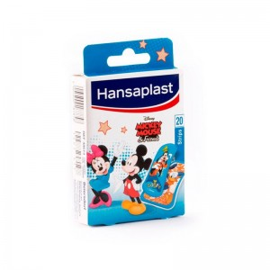 Hansaplast Apósitos Infantiles Mickey & Friends