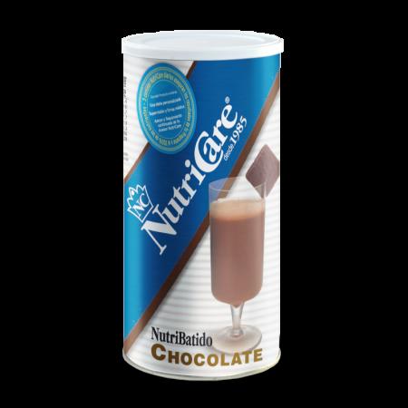 Nutricare Batido de Chocolate.Con Apoyo y Seguimiento continuado de tu Asesor NutriCare