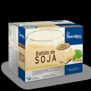 Nutricare Batido De Soja Sabor Vainilla. Con Apoyo y Seguimiento continuado de tu Asesor NutriCare