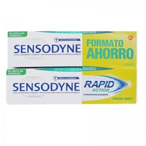 Sensodyne Rapid Action Fresh Mint Pasta Dentífrica