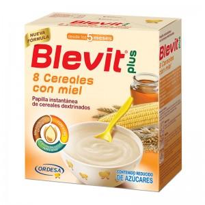 Blevit Plus 8 Cereales con Miel