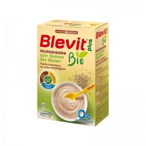Blevit Plus Bio Multicereales con Quinoa