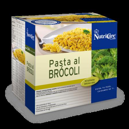 Nutricare Pasta al Brócoli. Con Apoyo y Seguimiento continuado de tu Asesor NutriCare
