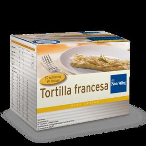 Nutricare Tortilla Francesa. Con Apoyo y Seguimiento continuado de tu Asesor NutriCare