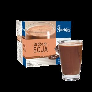 Nutricare Batido De Soja Sabor Chocolate. Con Apoyo y Seguimiento continuado de tu Asesor NutriCare