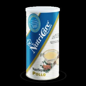 Nutricare Sopa de Pollo. Con Apoyo y Seguimiento continuado de tu Asesor NutriCare
