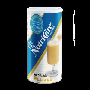 Nutricare Batido de Plátano. Con Apoyo y Seguimiento continuado de tu Asesor NutriCare