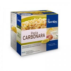 Nutricare Pasta Carbonara. Con Apoyo y Seguimiento continuado de tu Asesor NutriCare