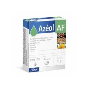 Azeol AF 30 cápsulas