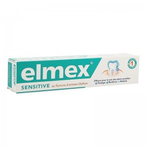 Elmex Sensitive Plus Pasta Dentífrica