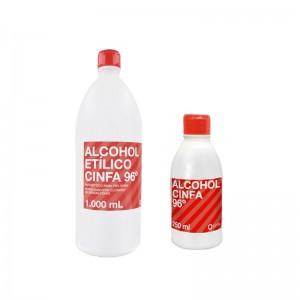 Alcohol 96º Cinfa