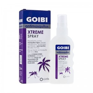 Goibi Antimosquitos Extrem Spray