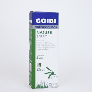 Goibi Antimosquitos Citrodiol Spray