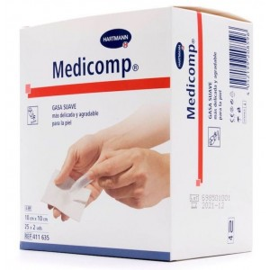 Medicomp Gasa Estéril