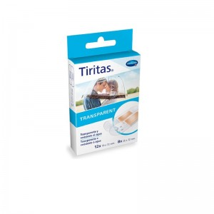 Tiritas Transparent Individuales