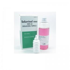 Solurrinol Neo Solución Tópica