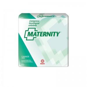 Compresas Maternity Indas Celulosa