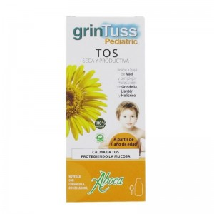 Grintuss Pediatric Jarabe 180 g