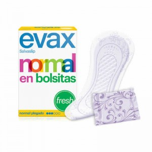 Evax Salvaslip Normal En Bolsitas Fresh