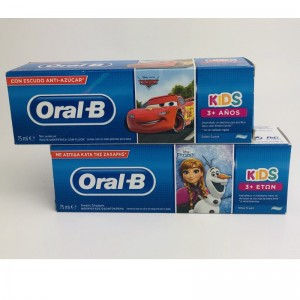 Oral-B Kids Pasta Dental Frozen/Cars 75ML