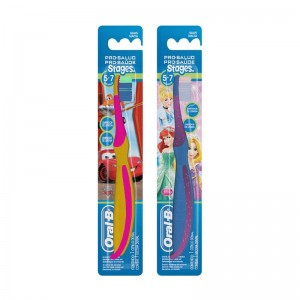 Cepillo Dental Infantil Oral-B Cars/Frozen 3-5 años