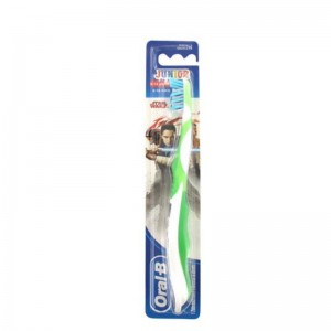 Cepillo Dental Infantil Oral-B Junior Stars Wars 6-12 Años