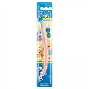 Cepillo Dental Infantil Oral-B Baby 0 Años Winnie Pooh