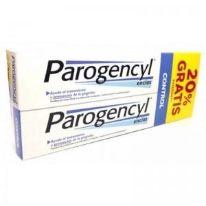 Parogencyl Encias Control Dentífrico Duplo 2X125ml