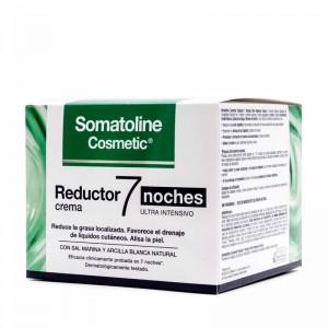 Somatoline Reductor 7 Noches Ultra Intensivo Crema