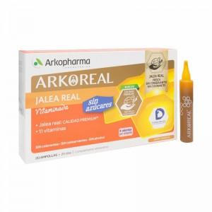 Arkoreal Jalea Real Fresca 1000 Mg Vitaminada Light