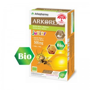 Arkoreal Jalea Real Fresca Junior Bio 500 Mg