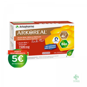 Arkoreal Jalea Real Fresca Bio Light 1500 mg