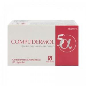 Complidermol 5-alfa 60 Cápsulas