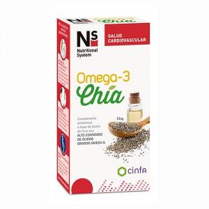 Ns Omega-3 Chía