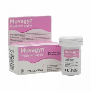 Muvagyn Probiotico Capsulas Vaginales
