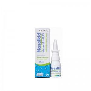 Nasalkid Spray Hyaluronico