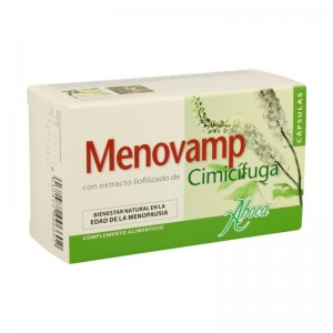 Menovamp Cimifuga Capsulas